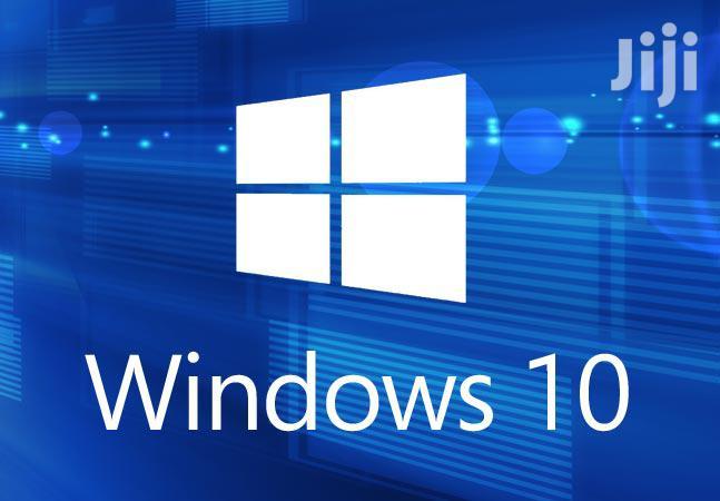 Archive: Microsoft Genuine Windows 10 With The Key