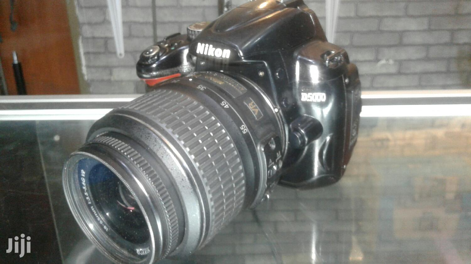 Used Nikon D5000 | Photo & Video Cameras for sale in Kampala, Central Region, Uganda