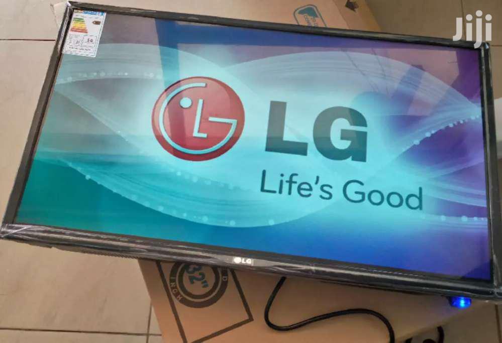 LG Flat Screen Digital Tv 32 Inches