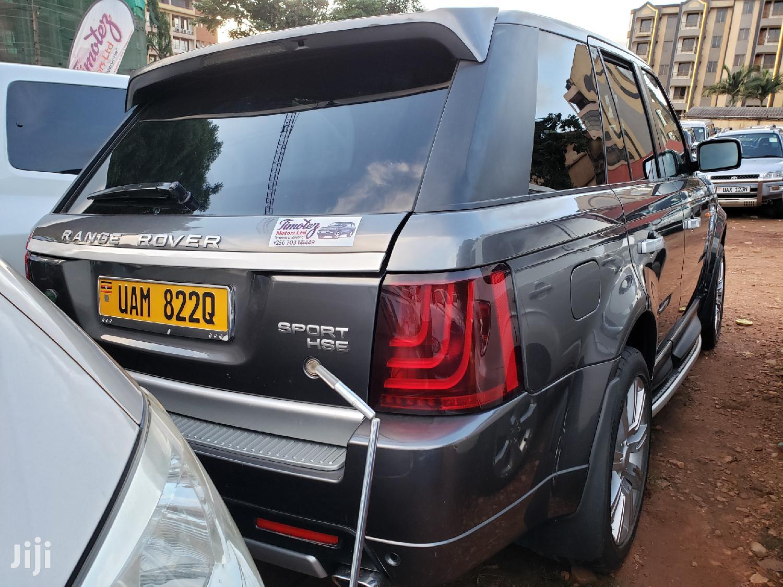 Land Rover Range Rover Sport 2010 Gray   Cars for sale in Kampala, Central Region, Uganda