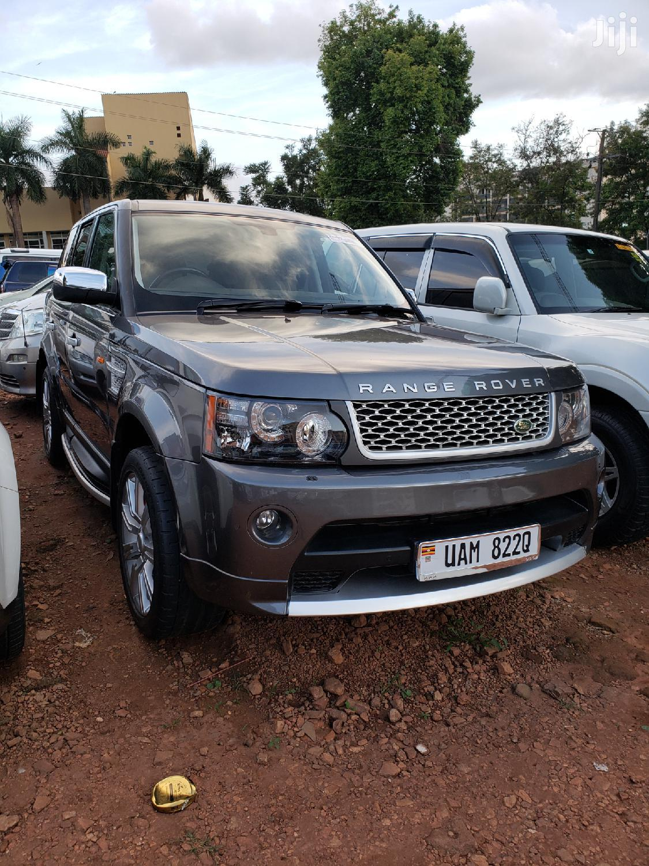 Land Rover Range Rover Sport 2010 Gray