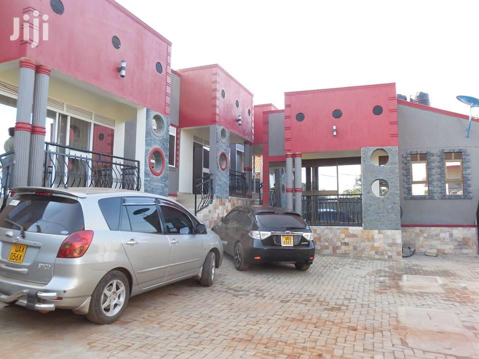 Two Bedroom House In Seeta Namilyango Road For Rent