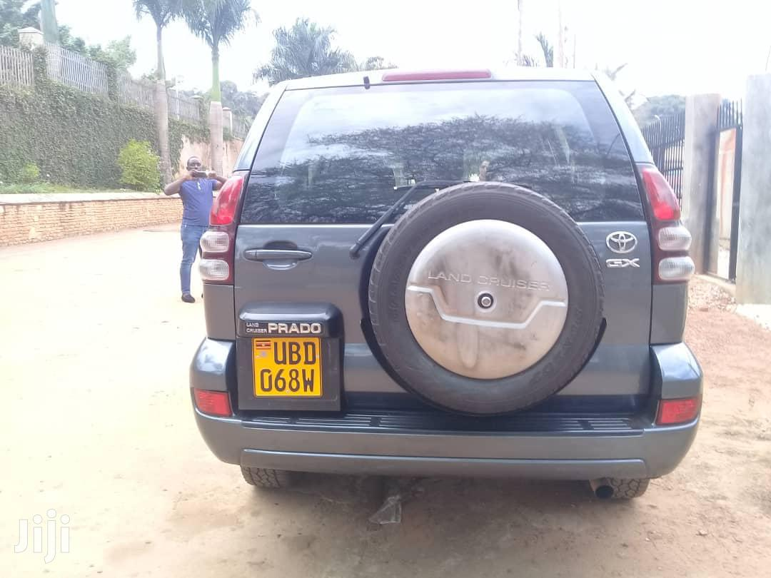 Toyota Land Cruiser Prado 2008 GXL Gray | Cars for sale in Kampala, Central Region, Uganda