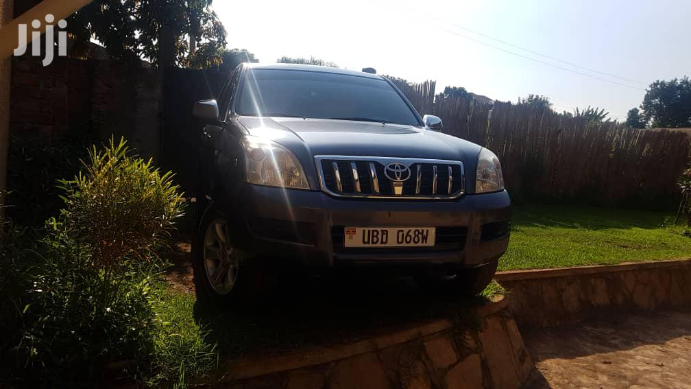 Toyota Land Cruiser Prado 2008 GXL Gray
