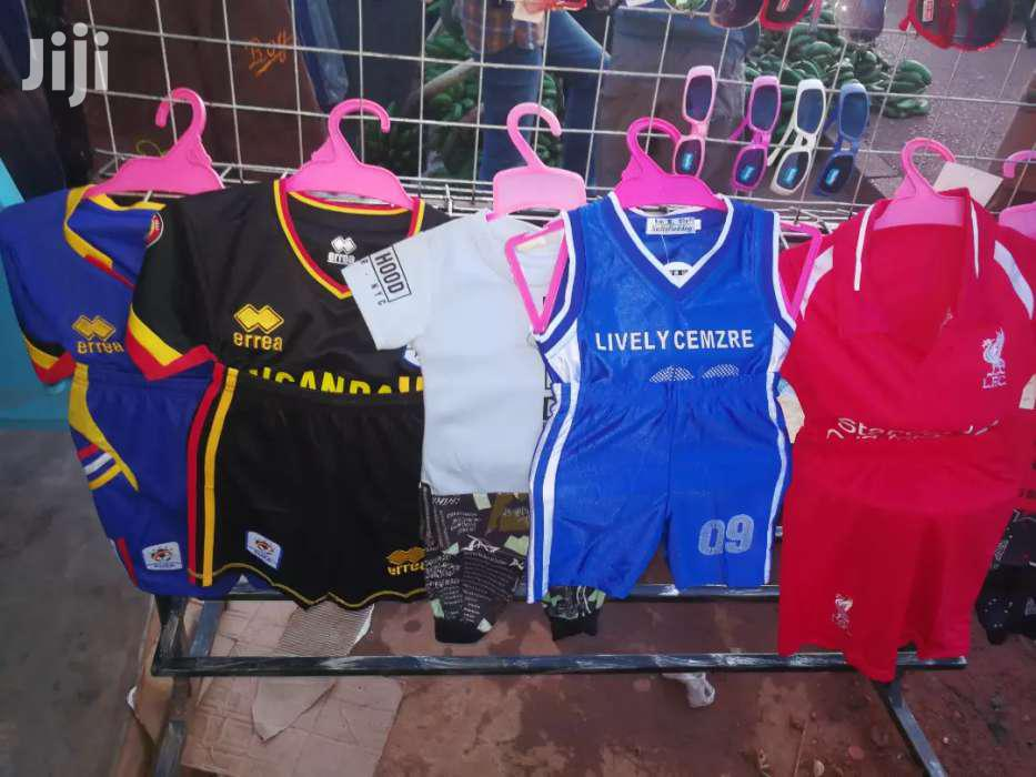Brand New Original Club And Country Jerseys For Both Kids And Adults   Children's Clothing for sale in Kampala, Central Region, Uganda
