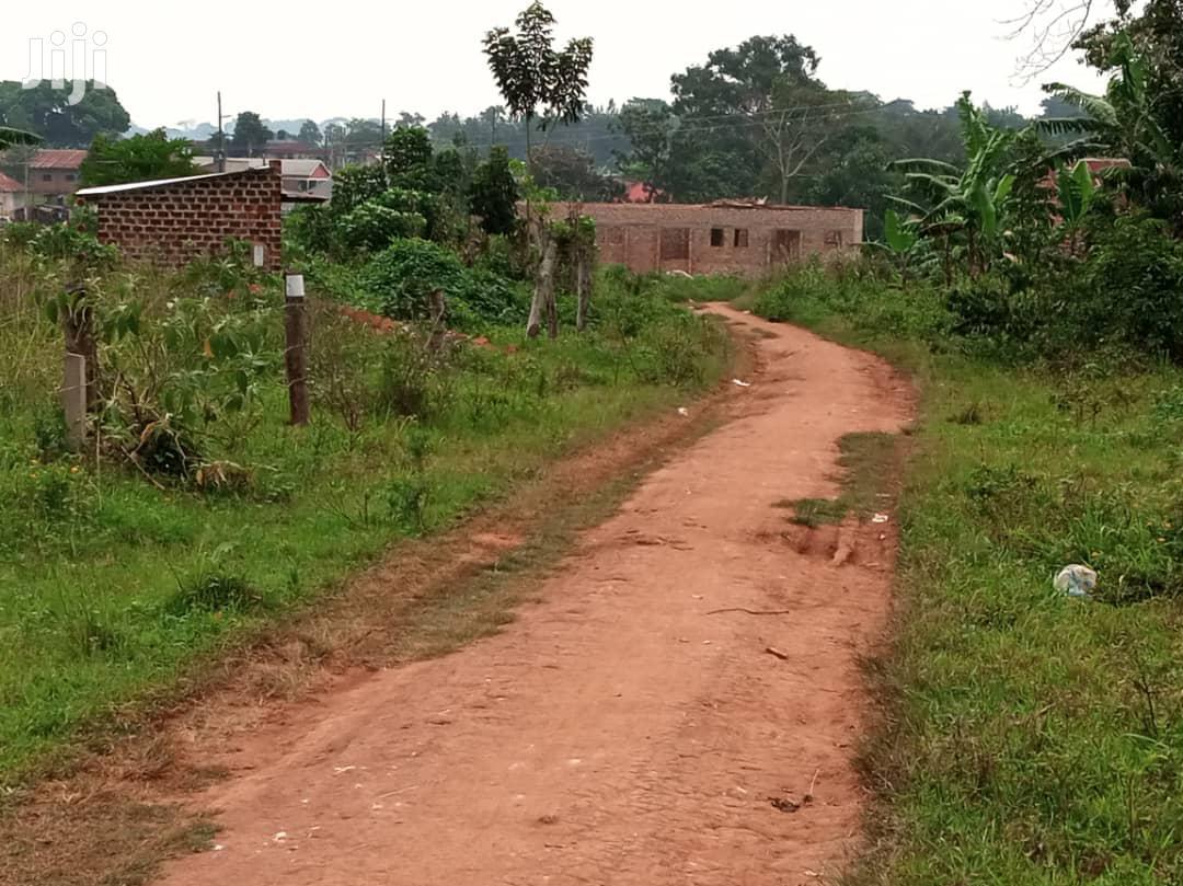 Land In Matugga For Sale