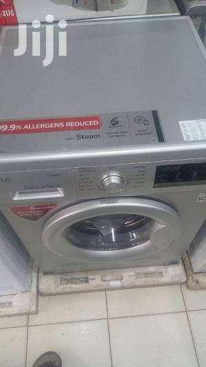 LG 7kg Washing Machine Sliver