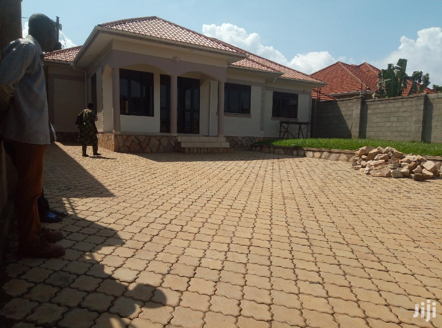 Four Bedroom House In Kira For Sale