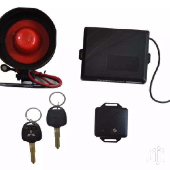 Mitsubishi Car Alarm