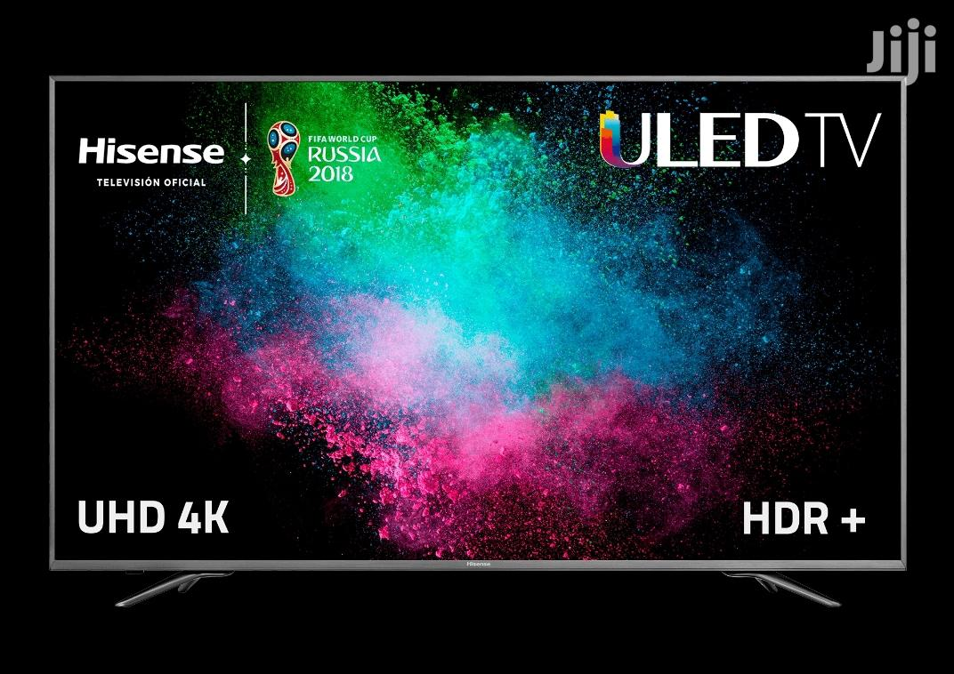 Brand New Hisense 55 Inches Smart Uhd Android 4k