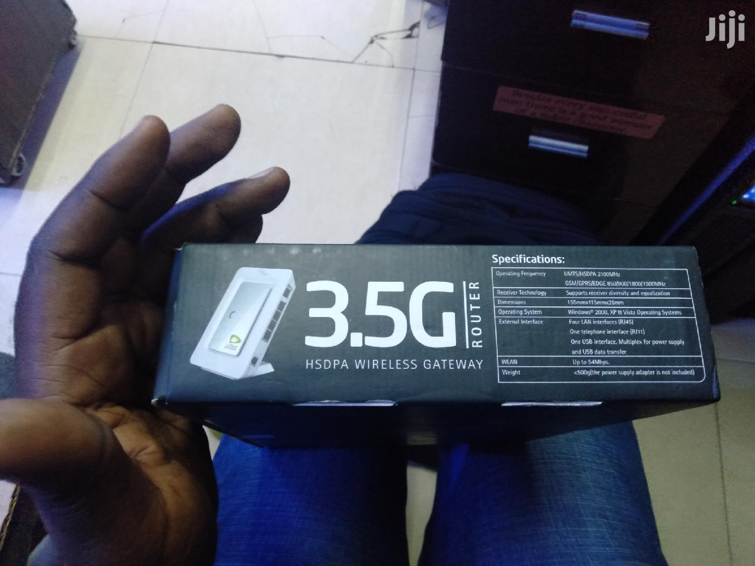 Routers 3.5g High Speed | Networking Products for sale in Kampala, Central Region, Uganda