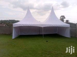 100 Seater Tent In White   Camping Gear for sale in Central Region, Kampala