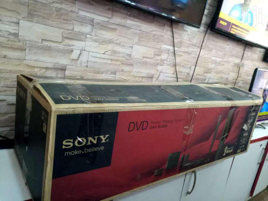 BRAND NEW SONY HOME THEATRE SOUND SYSTEM, 1000 WATTS