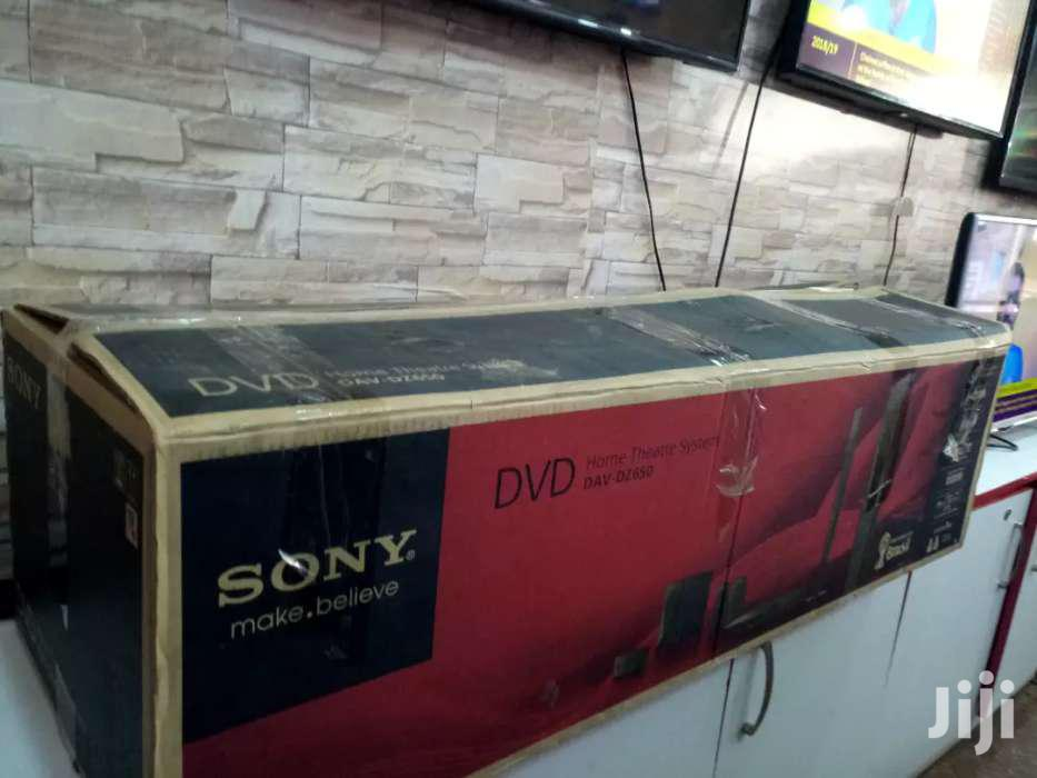 BRAND NEW SONY HOME THEATRE SOUND SYSTEM, 1000 WATTS   Audio & Music Equipment for sale in Kampala, Central Region, Uganda