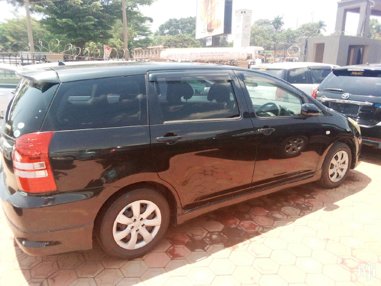 Toyota Wish 2006 Black   Cars for sale in Kampala, Central Region, Uganda