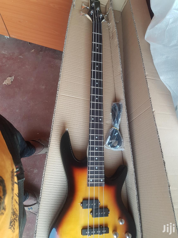 Archive: Yamaha Bass Guitar 4 Strings