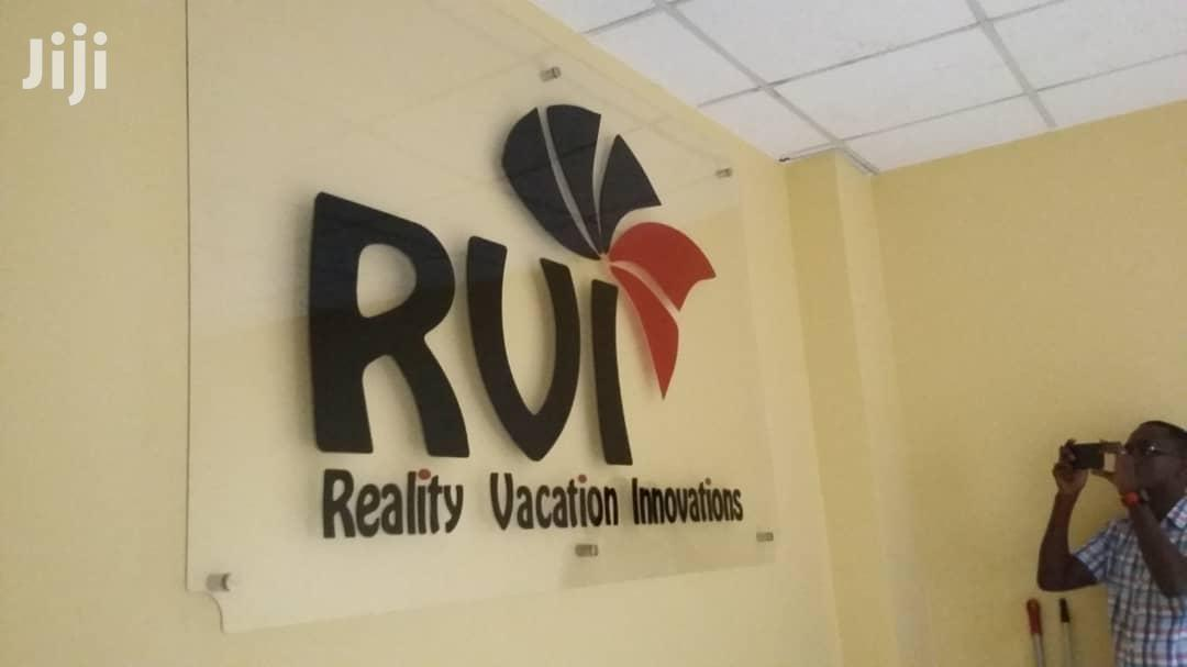 Office Signages | Manufacturing Services for sale in Kampala, Central Region, Uganda