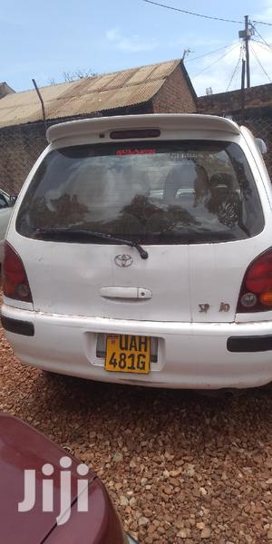 Toyota Spacio 1996 White | Cars for sale in Central Region, Kampala