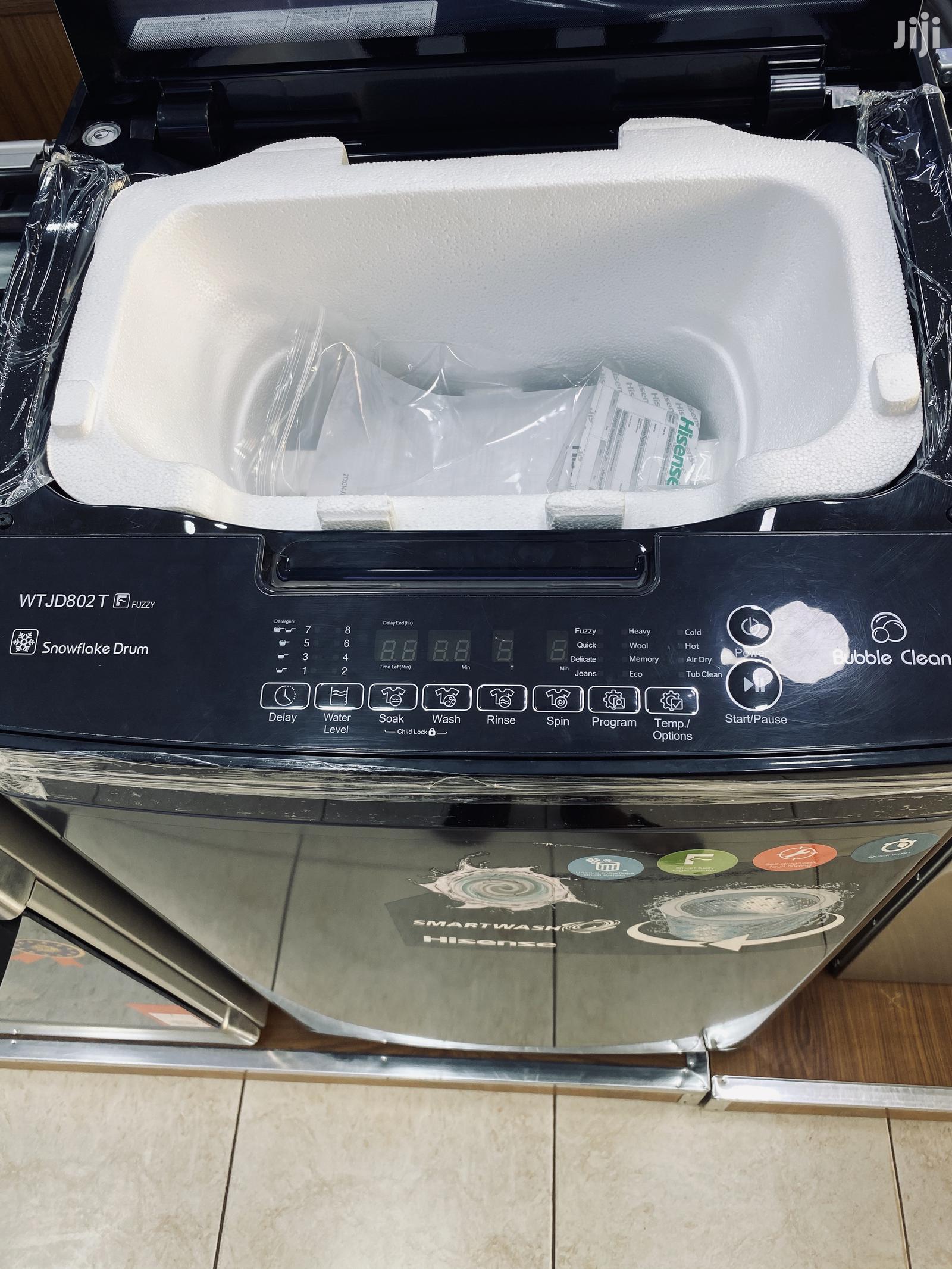 8kgs Top Loading Washing Machine