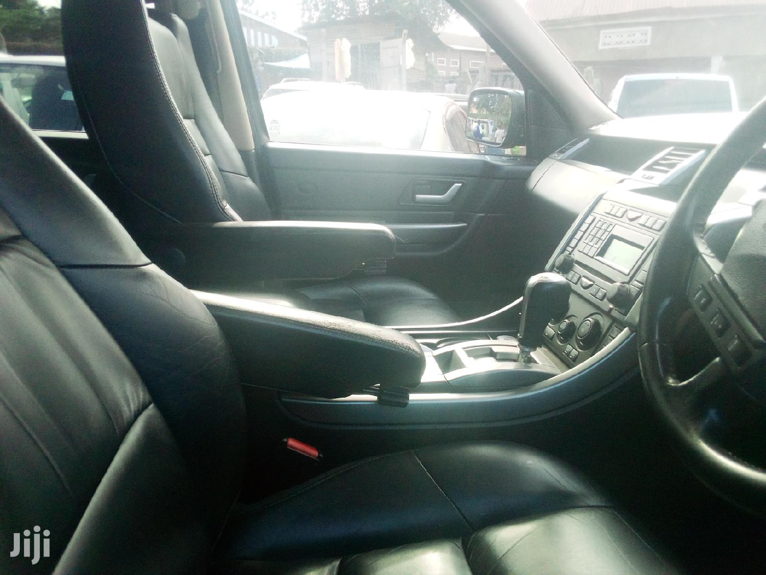 Land Rover Range Rover Sport 2005 Black | Cars for sale in Kampala, Central Region, Uganda