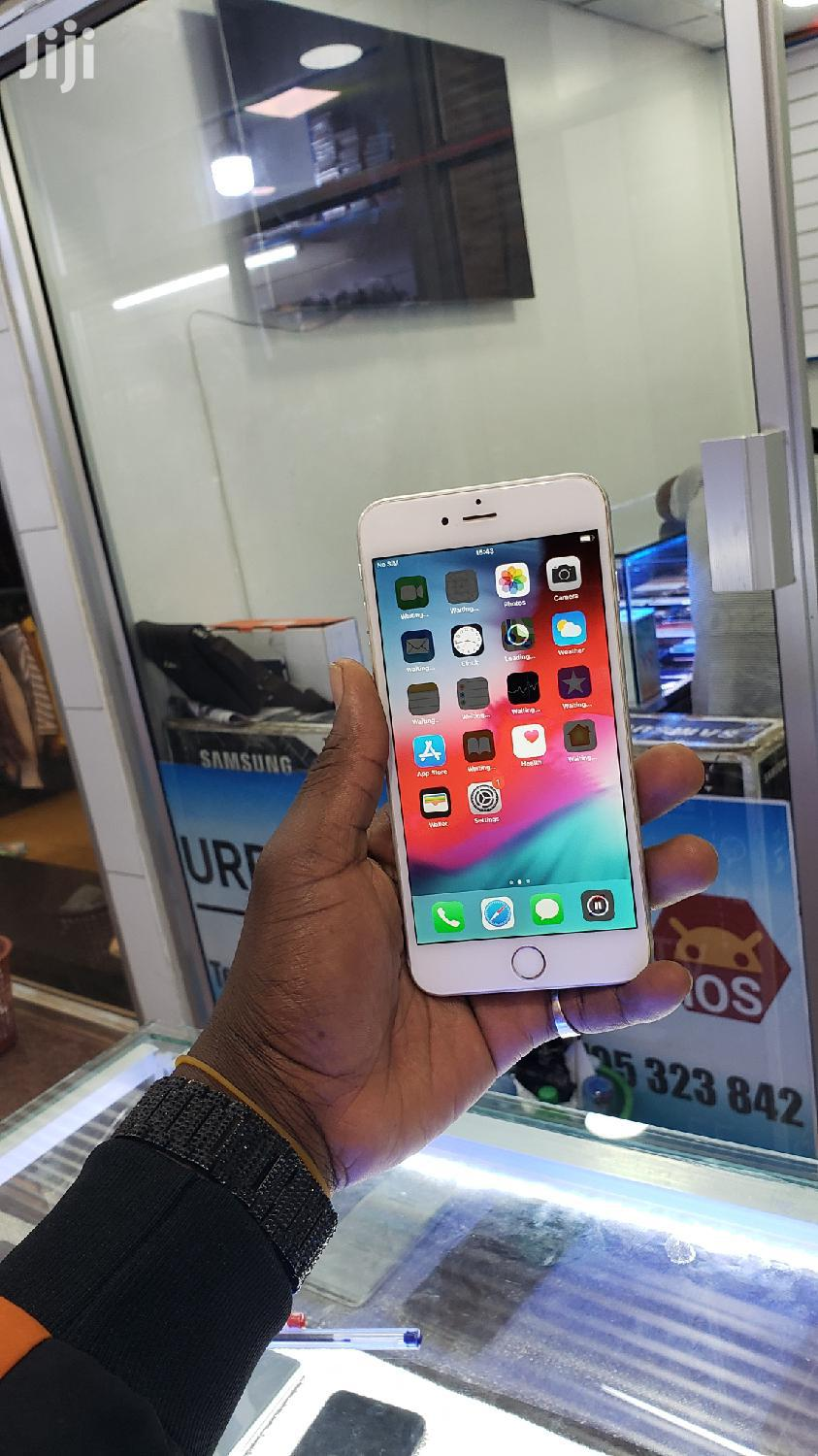 Apple iPhone 6 Plus 64 GB Silver | Mobile Phones for sale in Kampala, Central Region, Uganda