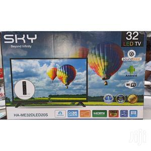 Sky Android Smart HD Digital Satellite LED TV 32 Inches   TV & DVD Equipment for sale in Central Region, Kampala