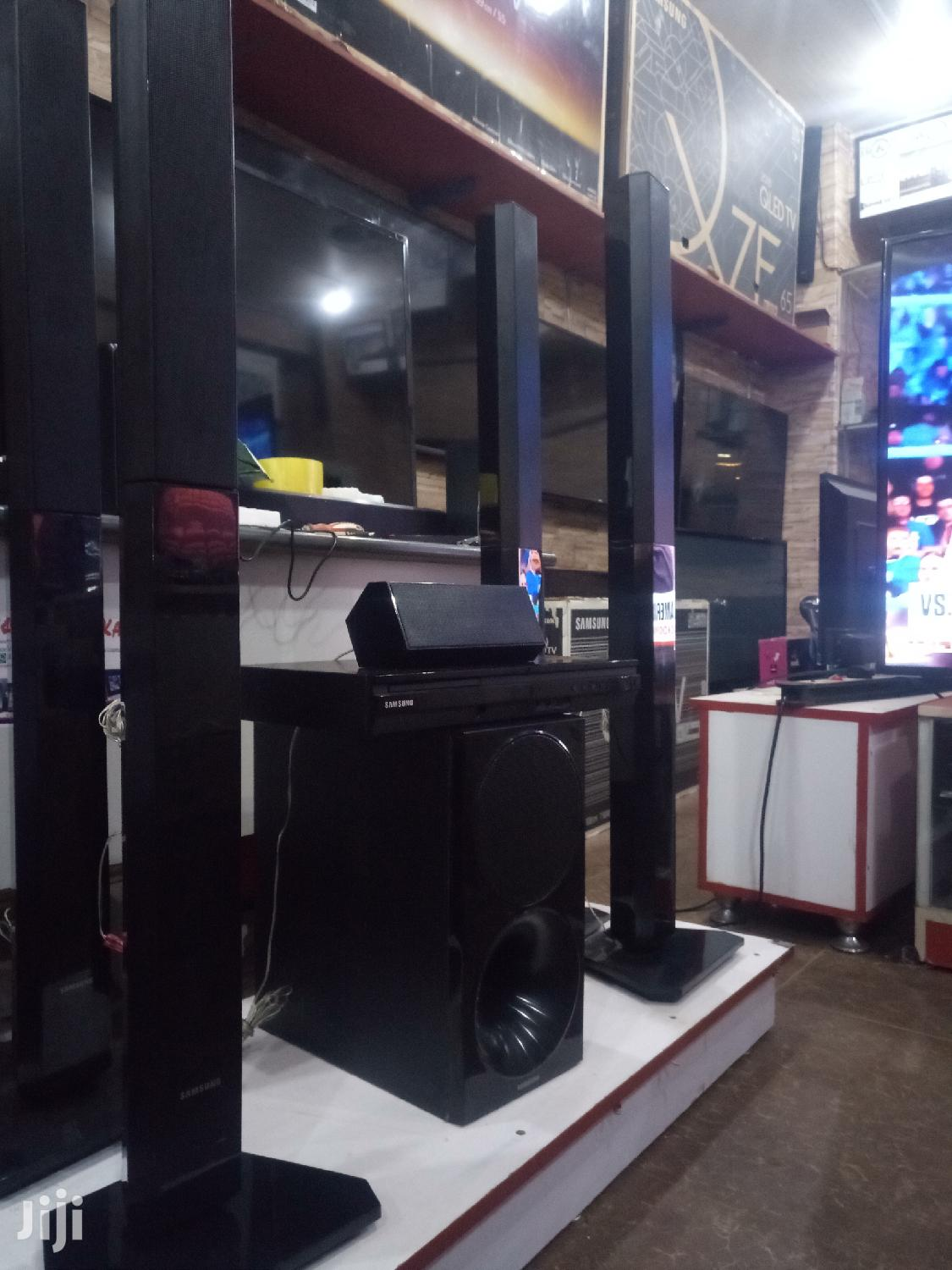 Archive: Samsung Home Theater System 1500 Watts