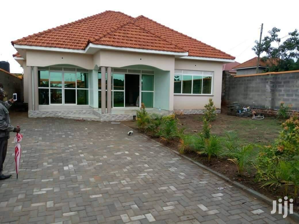 Three Bedroom House In Garuga Entebbe Road For Sale