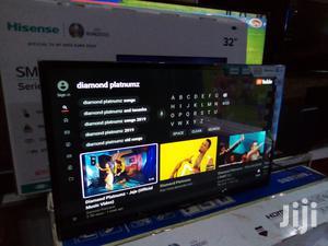 "Hisense 32"" Smart Android Series 6 2020 Ultra Slim Model"