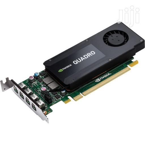 Archive: Nvidia Quadro K1200 4GB DDR5 Graphics Card For 3D Graphics