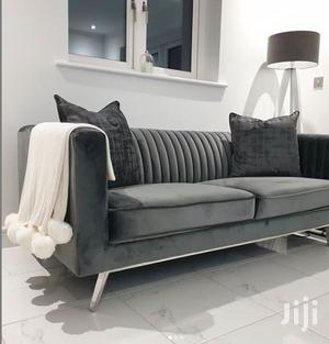 Three Sitters Sofa   Furniture for sale in Central Region, Kampala