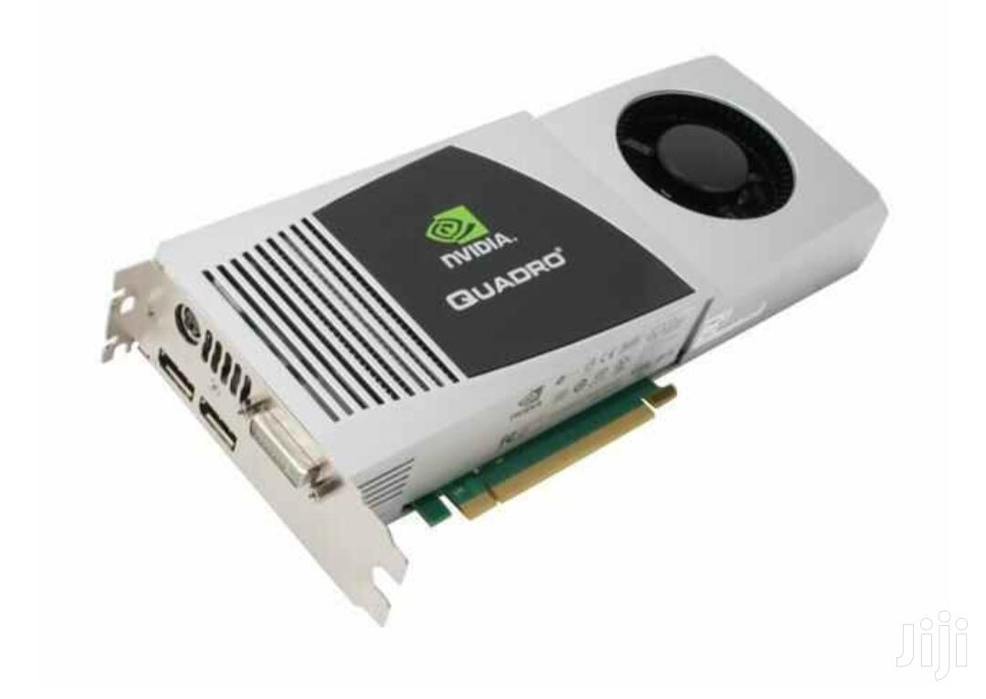 Archive: Nvidia Quadro Fx 4800 1.5GB Ddr3 Graphics Card For 3D Graphics
