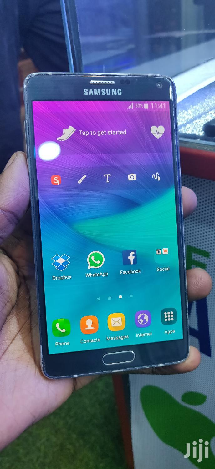 Samsung Galaxy Note 4 32 GB Black