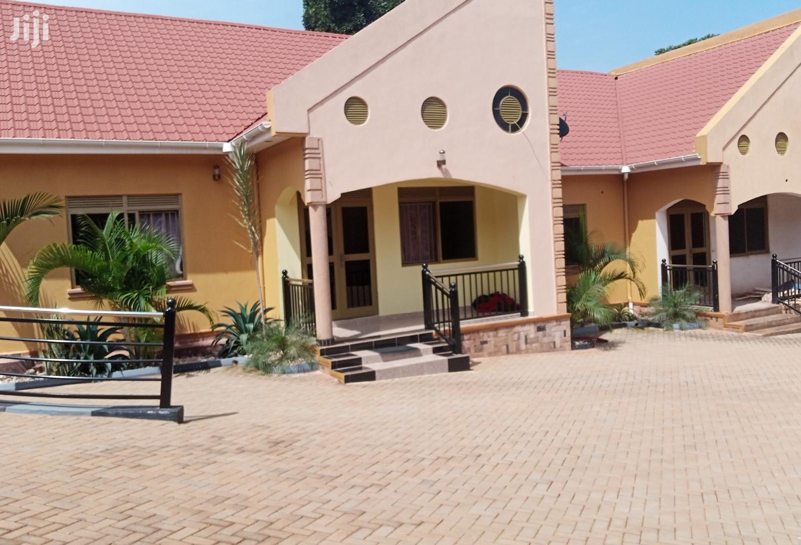 Two Bedroom House In Namugongo For Rent