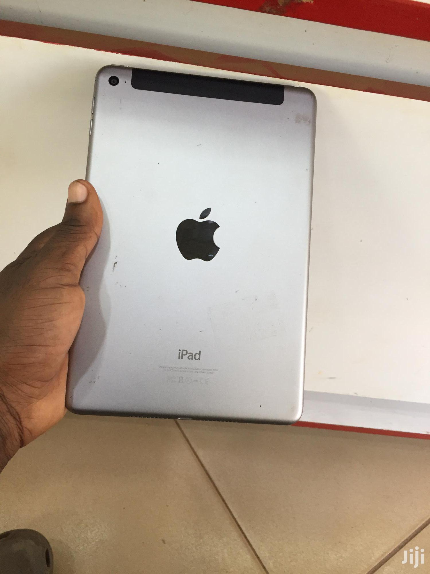 Apple iPad mini 4 128 GB Silver | Tablets for sale in Kampala, Central Region, Uganda