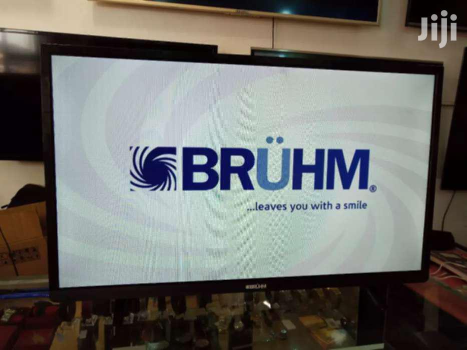 Bruhm Digital Flat Screen TV 32 Inches