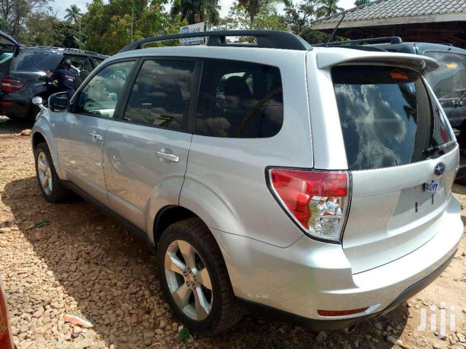 Archive: New Subaru Forester 2008 Silver