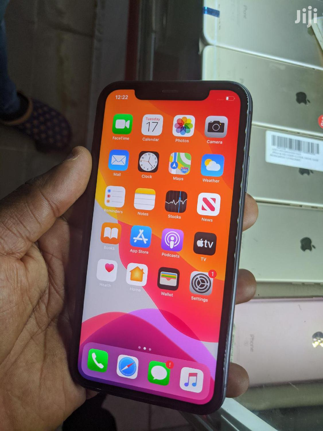 Apple iPhone 11 64 GB Black | Mobile Phones for sale in Kampala, Central Region, Uganda