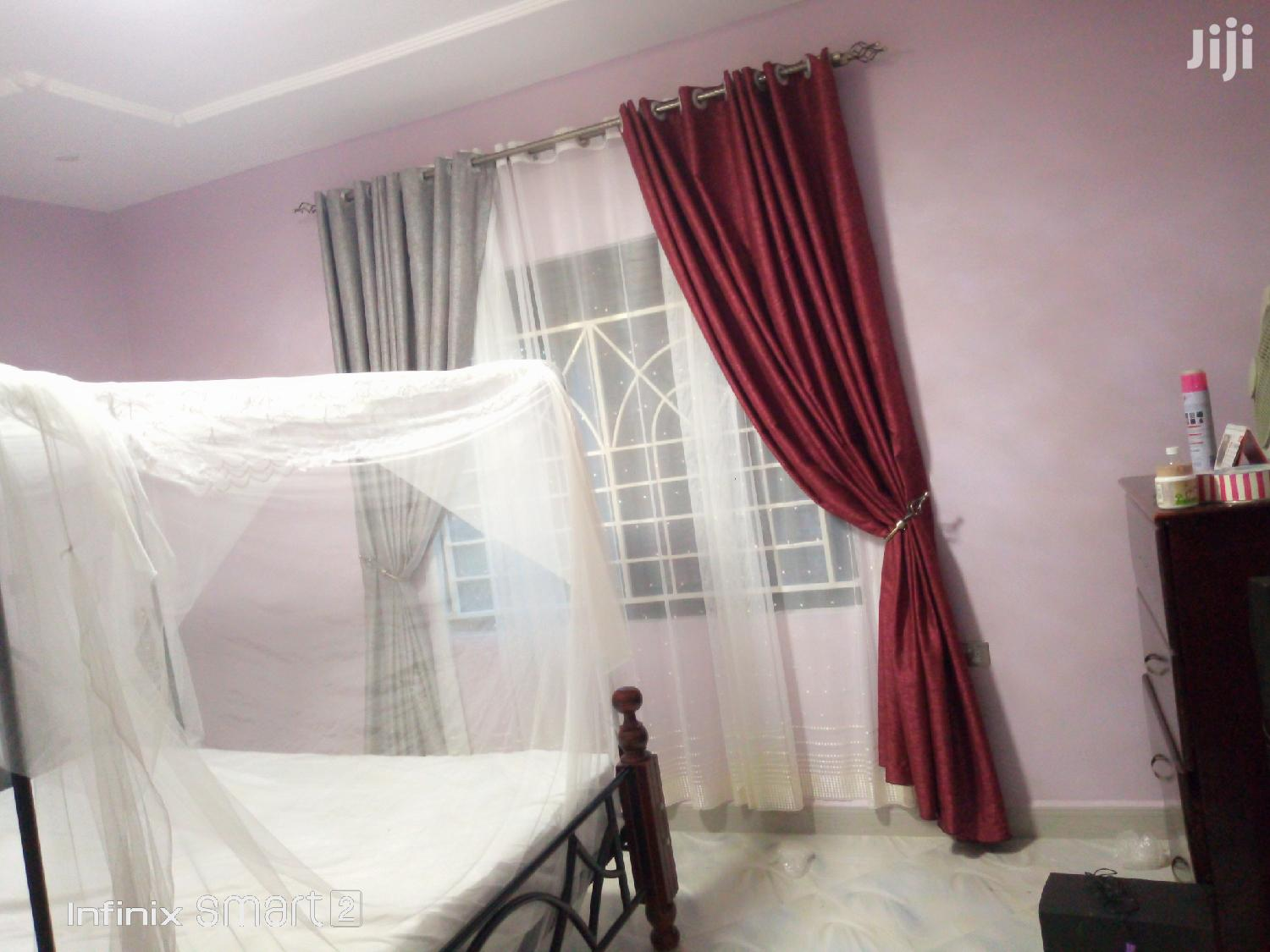 Curtains and Curtain Rods   Home Accessories for sale in Kampala, Central Region, Uganda