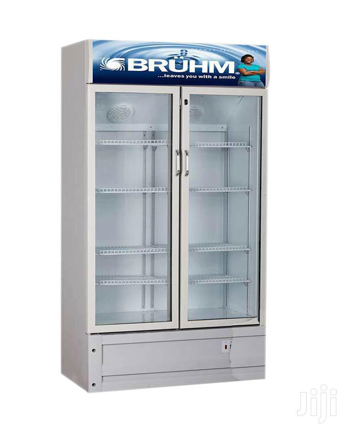 Bruhm Display Fridge 550L