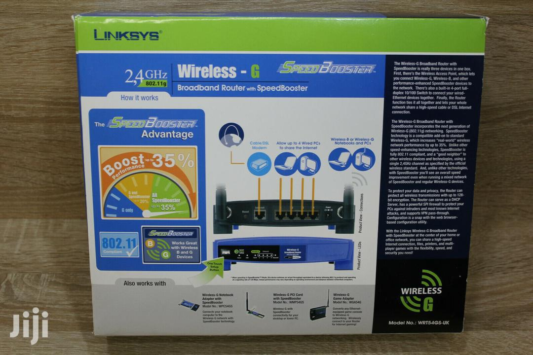 Linksys Router Access Point