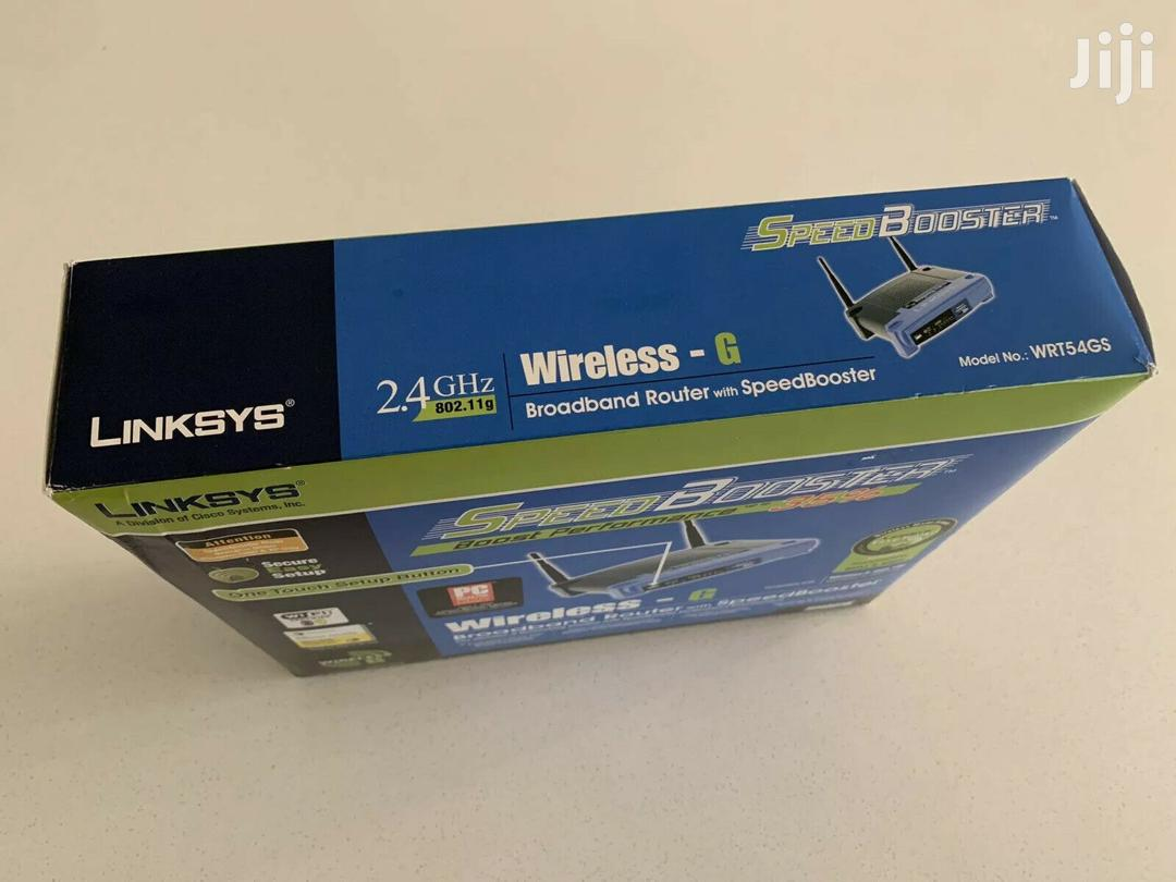 Linksys Router Access Point | Networking Products for sale in Kampala, Central Region, Uganda