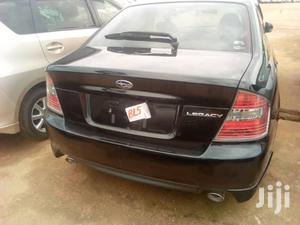 Subaru Legacy 2006 2.0 R Black