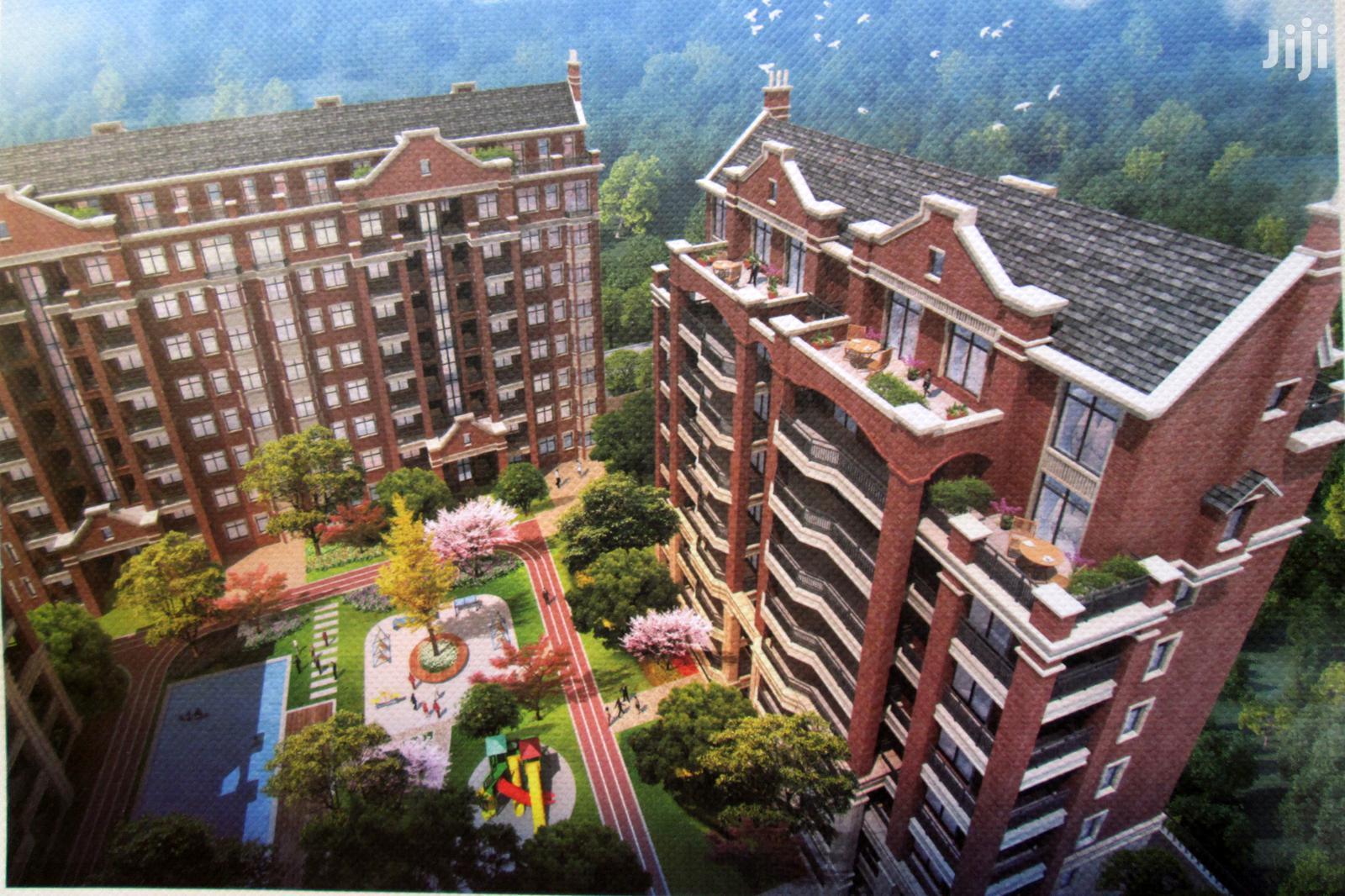 Condominium Apartments Of Penthouse On Sale In Upper Naguru, Bukoto