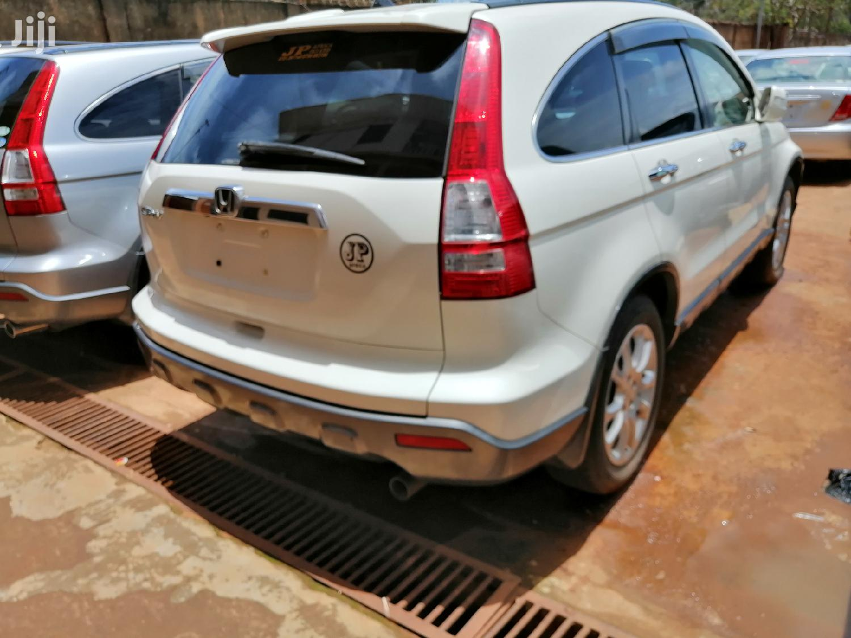 Honda CR-V 2007 2.0i LS Automatic White   Cars for sale in Kampala, Central Region, Uganda