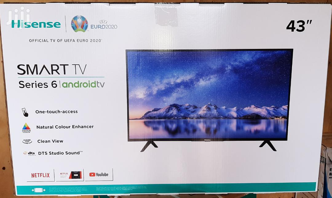 Hisense Smart Android TV 43 Inches