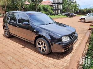 Volkswagen Golf 2004 Black