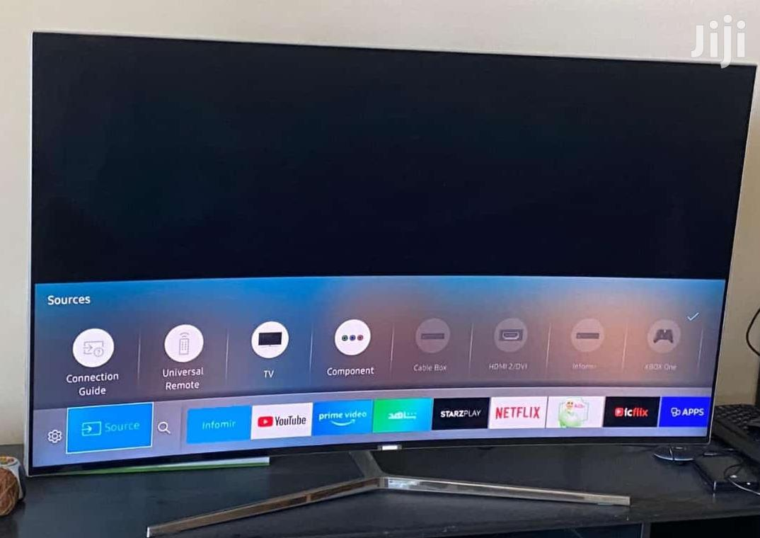 Samsung QLED Series 9 Curved Tv 55 Inches