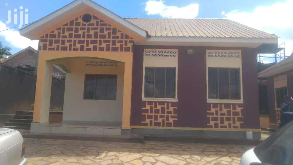 Two Bedroom House In Agenda Mbalwa For Rent | Houses & Apartments For Rent for sale in Kampala, Central Region, Uganda