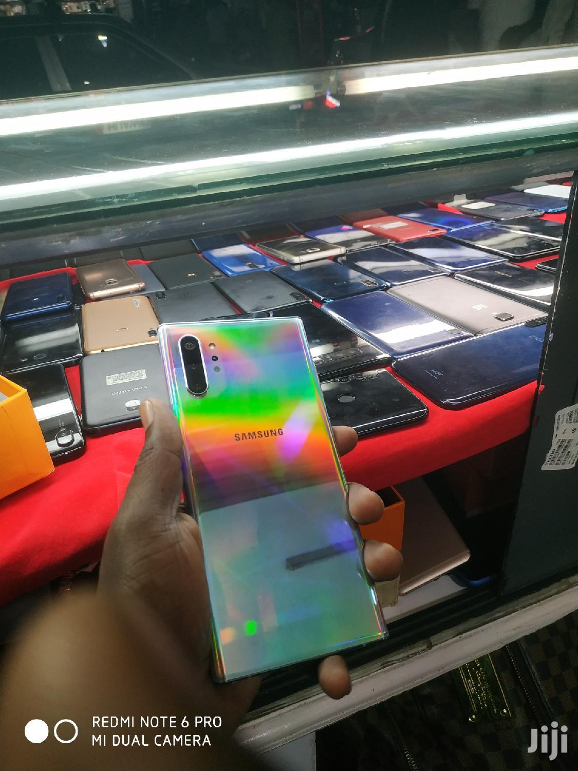 Samsung Galaxy Note 10 Plus 256 GB Gold | Mobile Phones for sale in Kampala, Central Region, Uganda